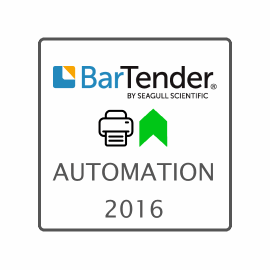 BarTender 2016 Automation Licence Upgrade