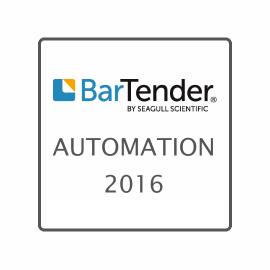 BarTender 2016 Automation