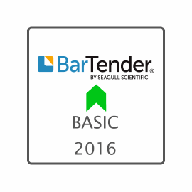 BarTender 2016 Basic Edition Upgrade