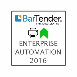 BarTender 2016 Enterprise Automation Licence Upgrade