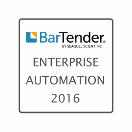 BarTender 2016 Enterprise Automation