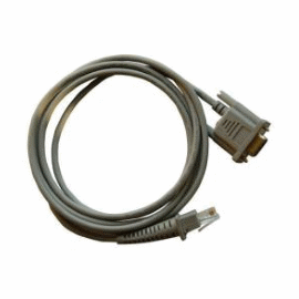 Datalogic Serial RS-232 Cable