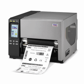 TSC TTP-384MT Thermal Transfer Industrial Label Printer