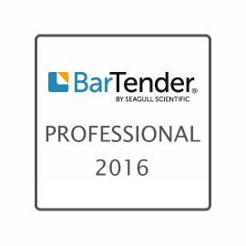 BarTender 2016 Professional
