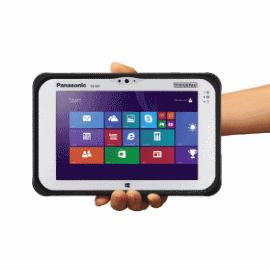 Panasonic Toughpad FZ-M1 Mk2 Rugged Tablet