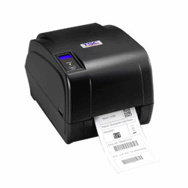 TSC TA210 Thermal Transfer Desktop Label Printer