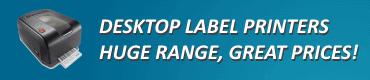 View Our Desktop Label Printers